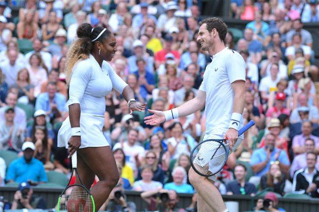 3Serena-Williams-e-Andy-Murray-Wimbledon-2019-foto-Roberto-DellOlivo